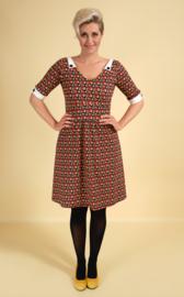Margot Dress Boom Shakalaka