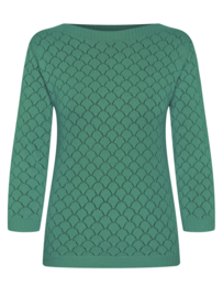 Mademoiselle YeYe Staying Up Knit Top