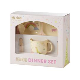 Rice Dinner set kids