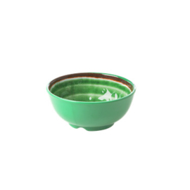 Rice Melamine bowl Groen