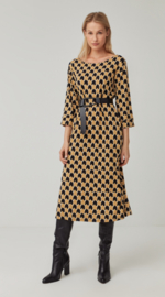 Surkana Straight Midi dress