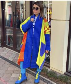 #VDR  Cardigan Multicolours