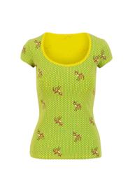 Blutsgeschwister Shirt Deer Love
