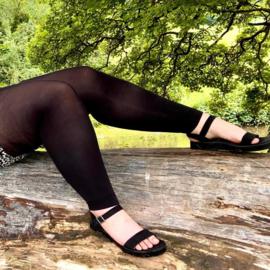 Snag Tights Footless Tights