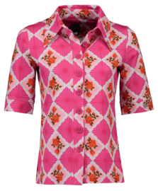 Tante Betsy Blouse Rose pink