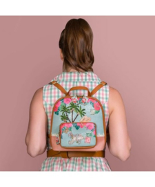 Vendula Destination Paradise Backpack