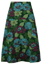 Tante Betsy  Skirt Paddy Forest Green