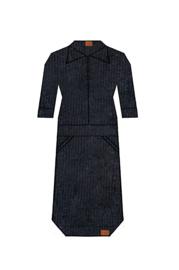 Mooi Vrolijk Dress Polo - Basic Black