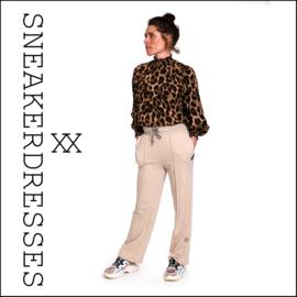 Sneaker dresses Coll Tiger Brown