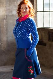 Tante Betsy Skirt Folky Blue