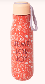 Rice Stainless steel Bottle orange