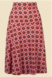 Tante Betsy  Paddy Skirt Blumchen Pink