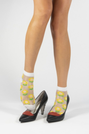 Margot Buttercups socks
