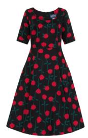 Collectif  Vintage Amber Rose Swing Dress