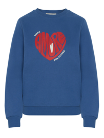 Mademoiselle YeYe More Amore Sweatshirt