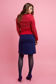 Tante Betsy Button Skirt