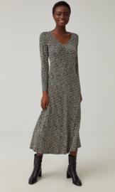 Surkana V Neck Dress