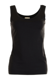 Basic top Roma Black