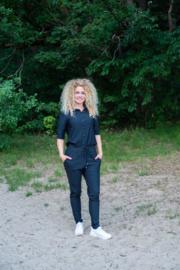 Mooi Vrolijk Trouser Relax Black