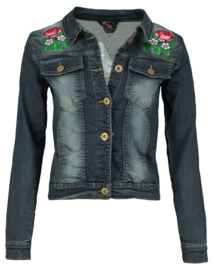Tante Betsy Denim Jacket Patch