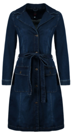 Tante Betsy Kitty Coat Denim