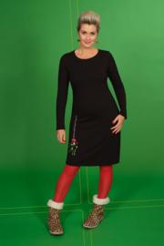 Margot Snowrose T dress