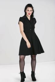 Hell Bunny Carlie mini Dress Black