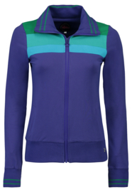 Tante Betsy Sporty Jacket Multi Purple