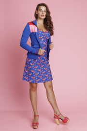 Tante Betsy Sporty Jacket Multi Blue