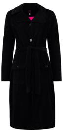 Tante Betsy Tante Betsy Kitty Coat Rib Cord Black