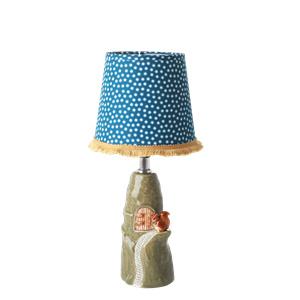Rice Ceramic Lamp Eekhoorn Small