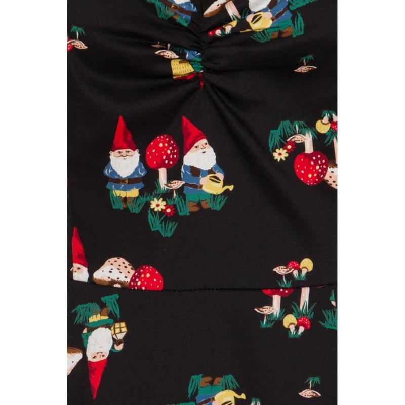 Collectif Mini Gnome Doll Dress