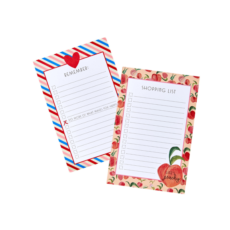 Rice Magnetic Notebook