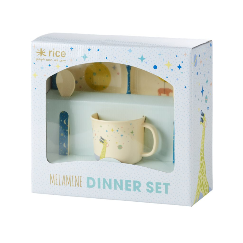 Rice Dinner set kids