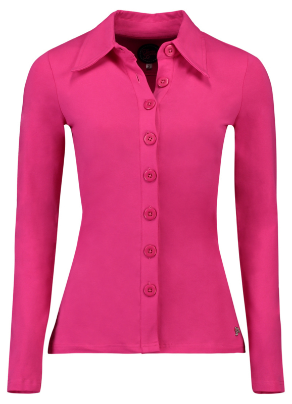 Tante Betsy Button shirt Pink