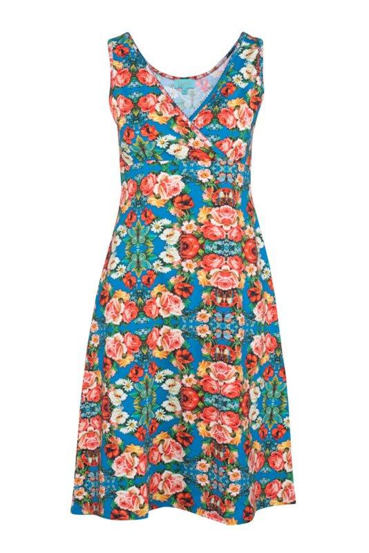 Lalamour Singlet Dress Rose