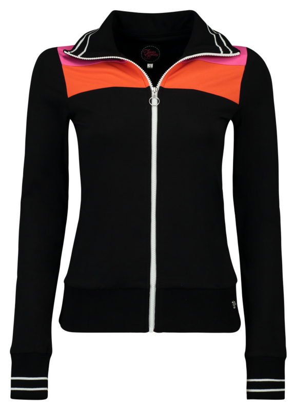 Tante Betsy Sporty Jacket Black