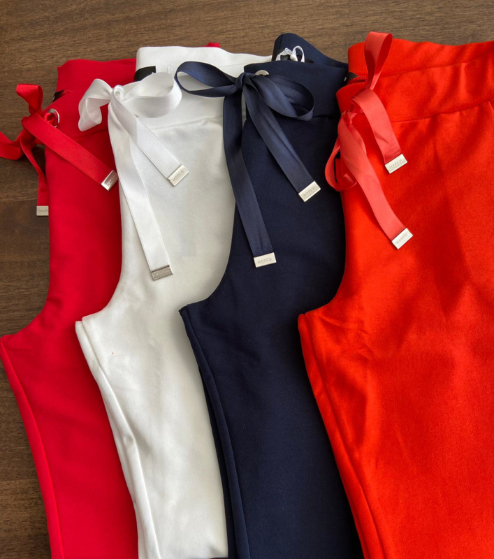 March Pants Navy