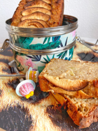 Appel & Havermout Brood