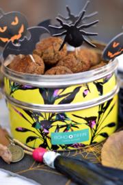 30 oktober 2018 - Halloween Pompoenballetjes