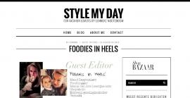 Foodiesinheels voor Style My Day