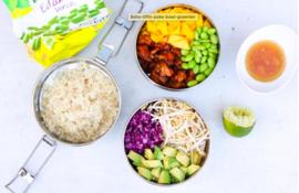 Healthtastic Poke Bowl