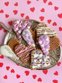 Stroopwafel Love Bites!