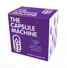 Capsule Machine  maat 0