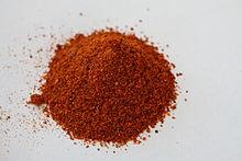 Paprika poeder zoet