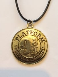 Harry Potter: ketting platform 9 ¾