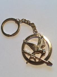 Hunger Games: sleutelhanger Mockingjay