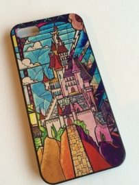 Disney: iPhone 5 hard cover Enchanted Castle