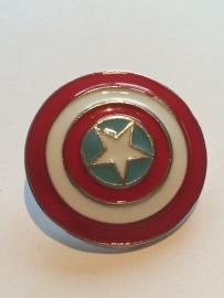 Captain America: pin Schild