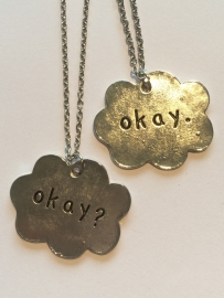 The fault in our Stars: ketting Okay Okay dubbel
